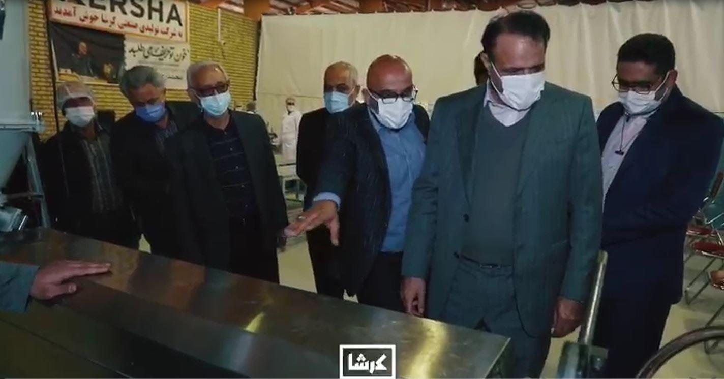 ماسک ایرانی ، ملت بلون ، تولید کننده ملت بلون ، تولید کننده ماسک